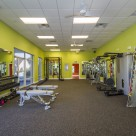 Studio Floor Designed for Personal Training, Partner Training, and Group Fitness Classes